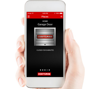 Craftsman AssureLink Garage Door Smartphone App