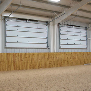 Garage Doors for Commercial Buildings