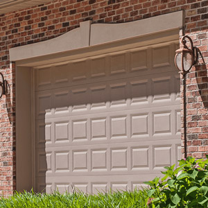 Raised Panel Shaker Recessed Panel Garage Doors
